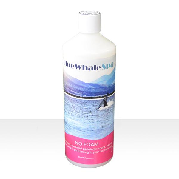 Blue Whale Spa | Hot Tub Anti Foam