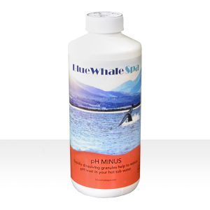 Blue Whale Spa | Hot Tub pH and Total Alkalinity Reducer
