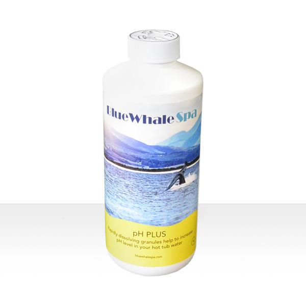 Blue Whale Spa | pH Plus for Hot Tub
