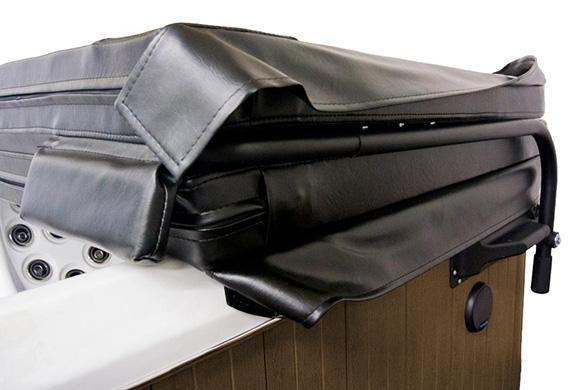 Blue Whale Spa - Brown Hot Tub Cover