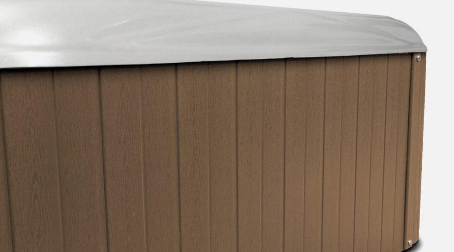 Blue Whale Spa - Princeton - Maintenance Free Skirt Brown