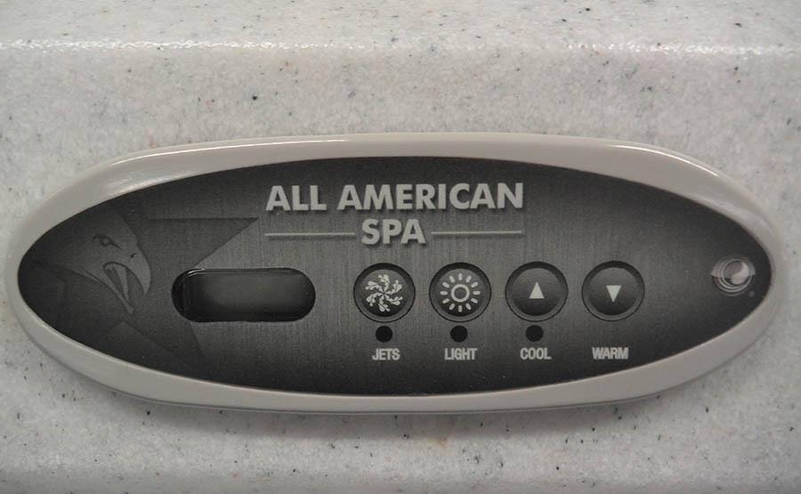 Blue Whale Spa | High Quality Hot Tub Balboa Control System