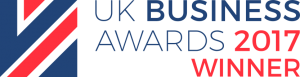 UK Business Awards 2017 WINNER