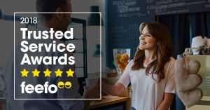 Blue Whale Spa | feefo Gold Trusted Service 2018 Winner