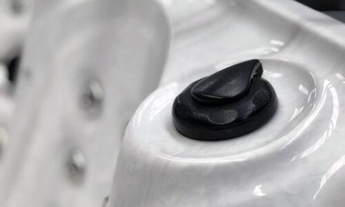 White Hot Tub High Quality Diverter Valve