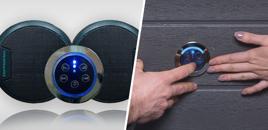 Bluetooth Speakers for Hot Tubs and Swim Spas