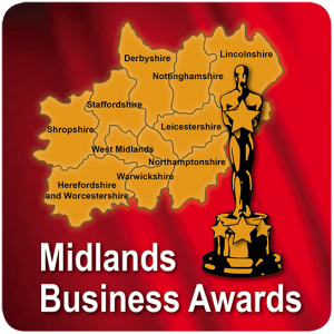 Midlands business awards for 2019