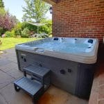 Blue River Bay Hot Tub Installed and Running Image