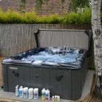 Monterey Triple Hot Tub Installed and Running Image