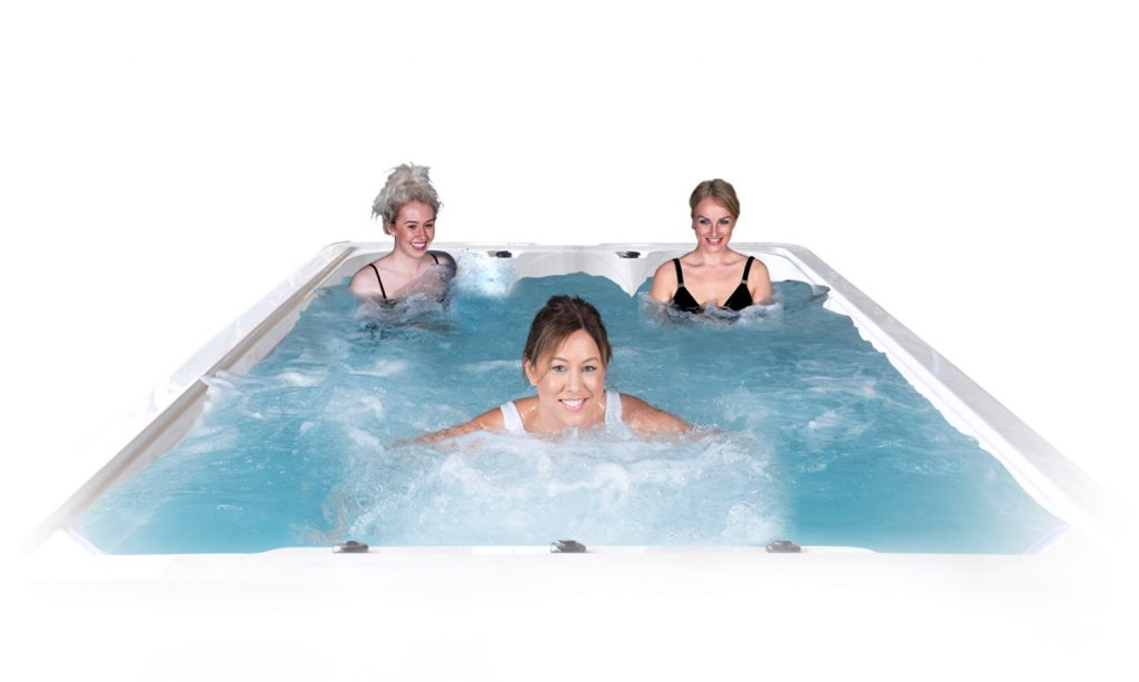 Power Stream - Swim Spa - SmallGym