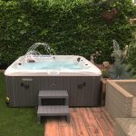 Regency Beach Hot Tub Installed and Running Image