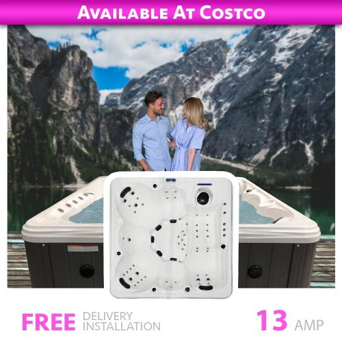 San Carlos Hot Tub Product Cover