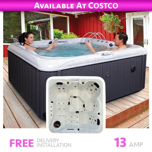 San Pedro Hot Tub Product Cover