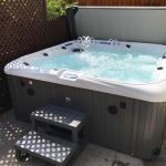 Spring Lake Hot Tub Installed and Running mage