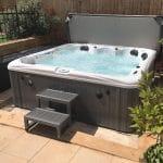 Zuma X Hot Tub Installed and Running Image