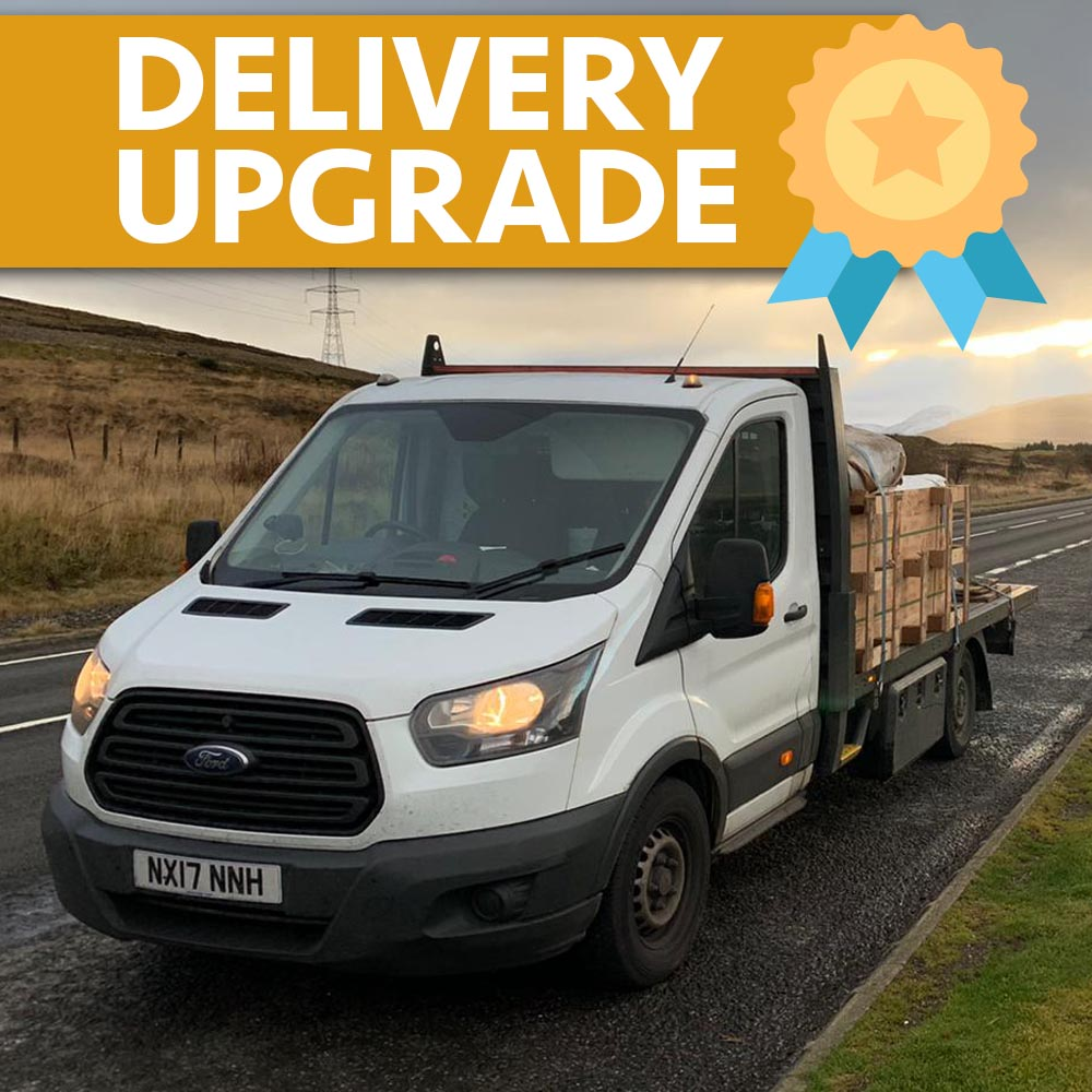 Comprehensive Delivery Service Upgrade