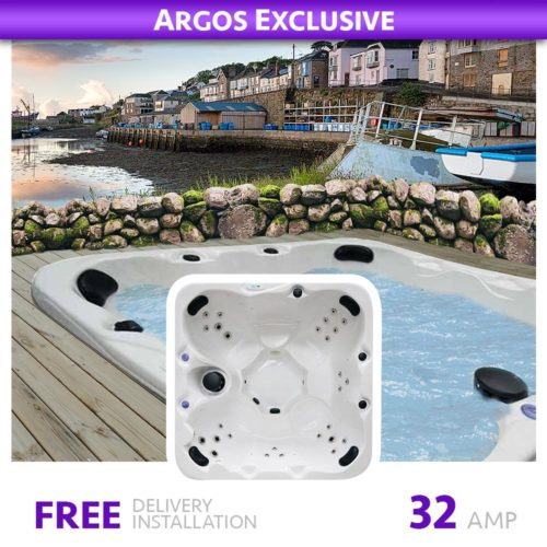 Angel Cove 6 Seater Hot Tub Product Cover