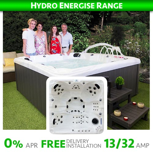 Oakland 6 Seater Hot Tub Product Cover