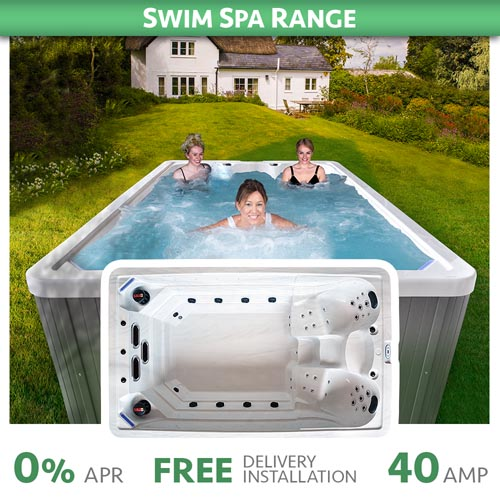 Power Stream 2 Seater Swim Spa Product Cover