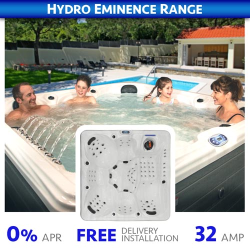Richmond Beach 6 Seater Hot Tub Product Cover