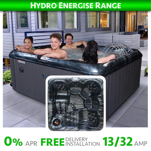 Seascape 2 5 Seater Hot Tub Product Cover