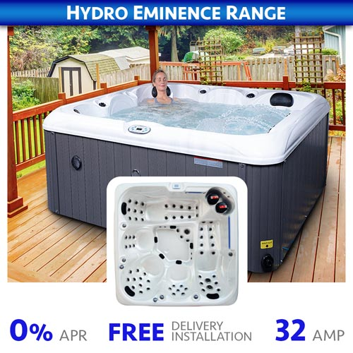 Trinity Bay 5 Seater Hot Tub Product Cover
