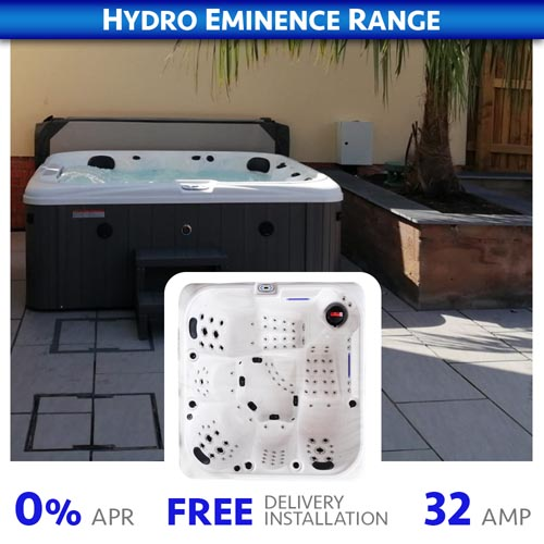 Venice Quattro 5 Seater Hot Tub Product Cover