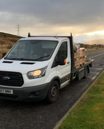 Comprehensive Delivery Service Across the UK Mainland