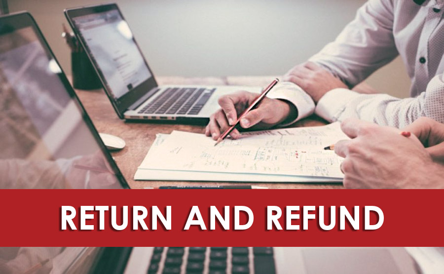 Blue Whale Spa Return and Refund