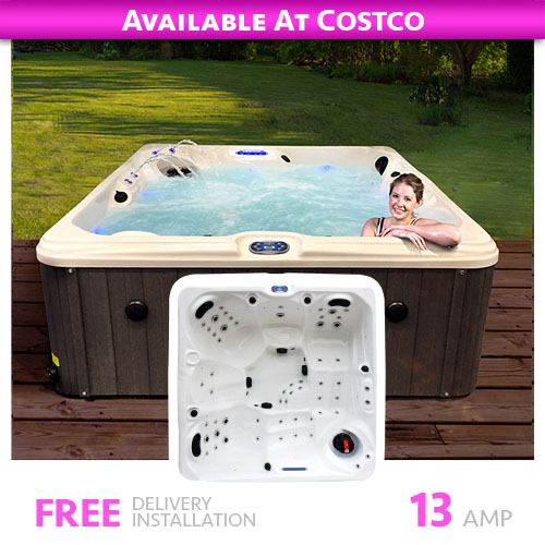 Summer Lake Hot Tub CostCo