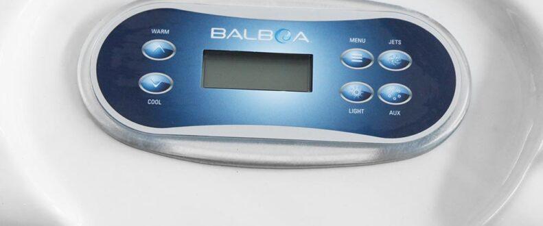 Sunset Bay II Hot Tub Balboa Control Panel
