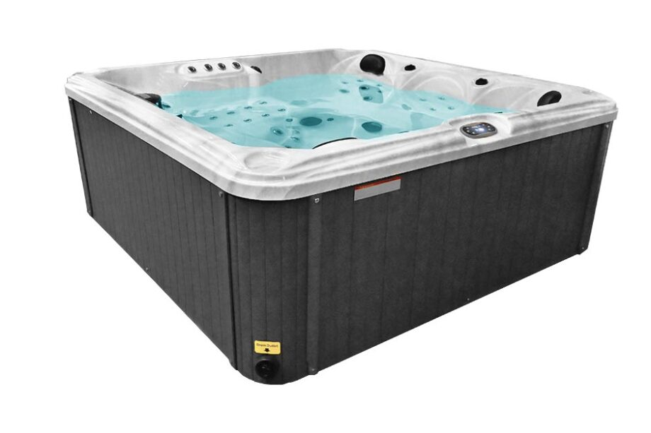 Candy Bay 5 Seater Hot tub