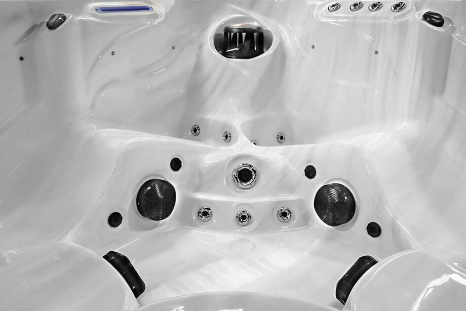 Candy Bay 5 Seater Hot tub -Filter