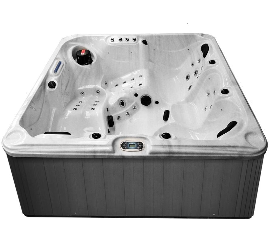 Candy Bay 5 Seater Hot tub Shell