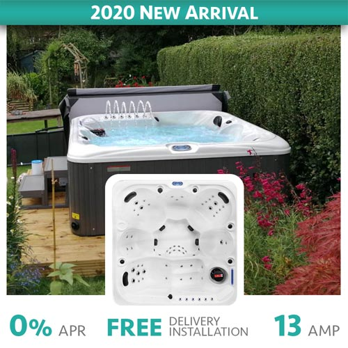 Broadway Bay Hot Tub Product Cover