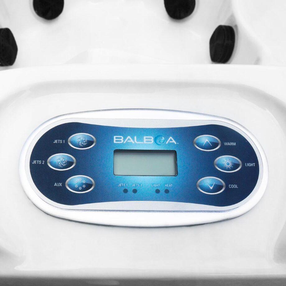 Magic Beach Hot Tub Control Panel