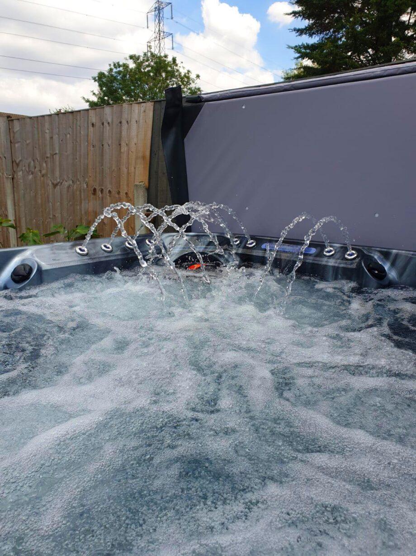 Seascape 3 Hot Tub Installation Image 01
