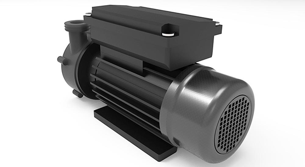 Powerful Hot Tub Pump