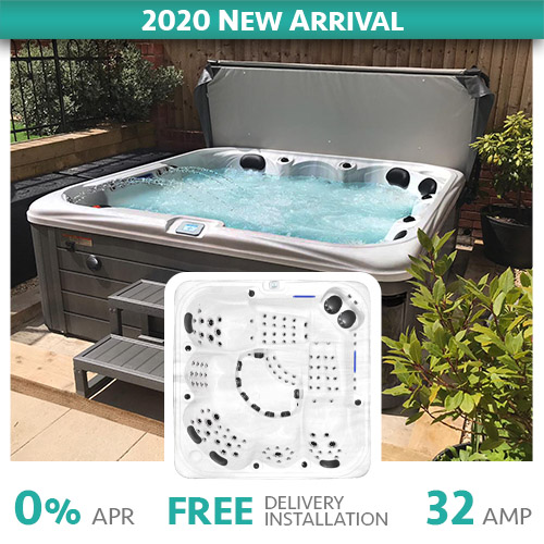 Imperial Max Hot Tub Product COver