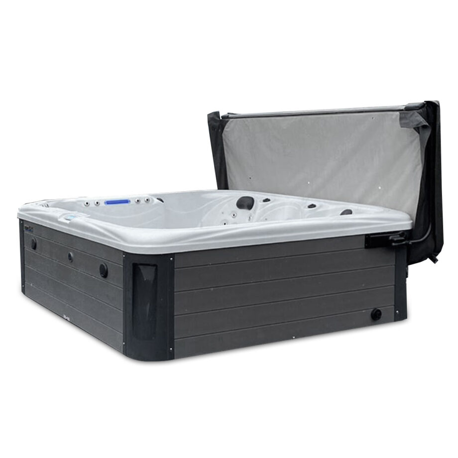 Imperial Max Hot Tub With Cover and Lifter