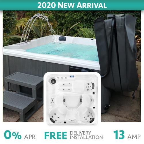 Sunset Bay 2 Hot Tub Product Cover