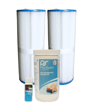 Essential Refil Kit Bromine with Standard Filter