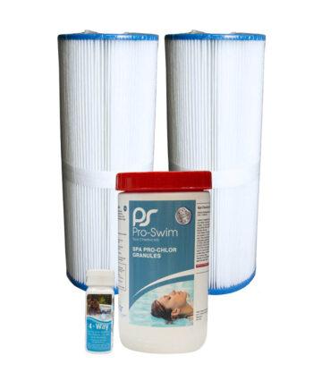 Essential Refil Kit Chlorine with Standard Filter