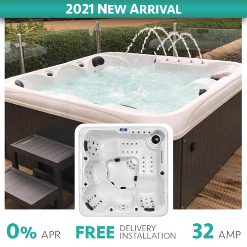 Shoreline Bay Hot Tub Product Cover