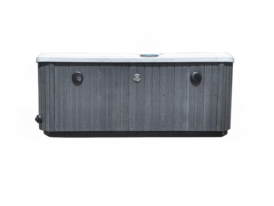 Hatton Bay 6 seater Hot Tub Skirt View