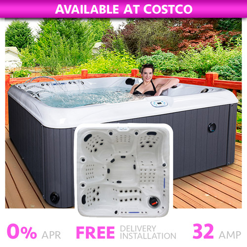 Longport 5 Seater Hot Tub Product Cover